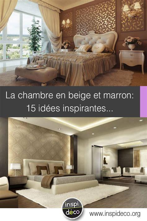 chambre marron beige emejing chambre marron beige contemporary matkin info