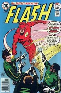 Cover Letter Art Flash 1959 1st Series Dc Comic Books 1976 1980