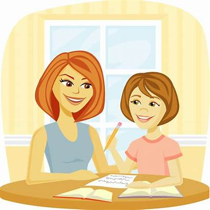 Teacher Students Help Parent Leaving Know Should
