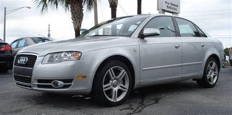 2007 Audi A4 by 2007 Audi A4 Sedan