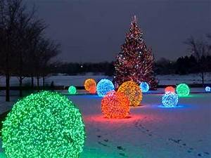 bloombety led outdoor lighted christmas decorations With lighting outdoor trees for xmas