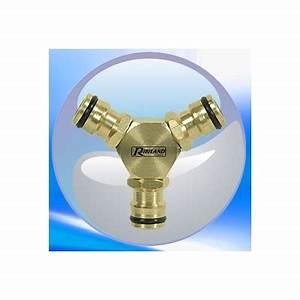 Raccord Tuyau Arrosage Laiton : raccord laiton pour tuyau d 39 arrosage clic discount ~ Melissatoandfro.com Idées de Décoration