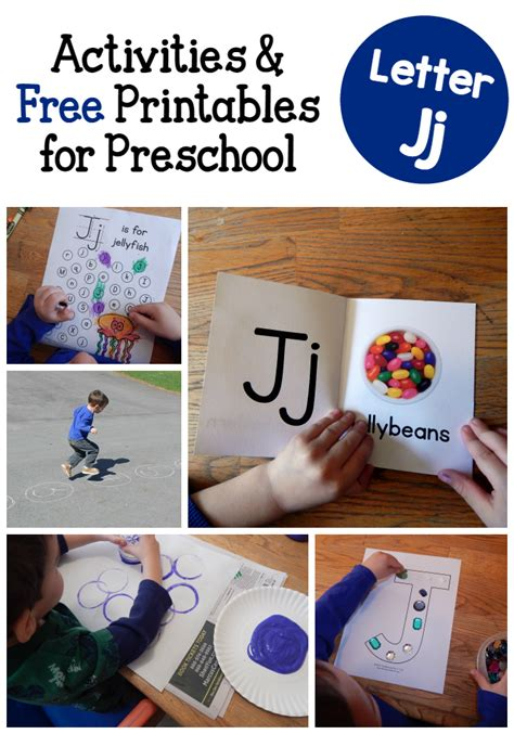 letter j activities for preschool the measured 902 | Letter J activities for preschool