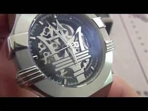 Montre Maserati Automatique : montre maserati automatique youtube ~ Melissatoandfro.com Idées de Décoration
