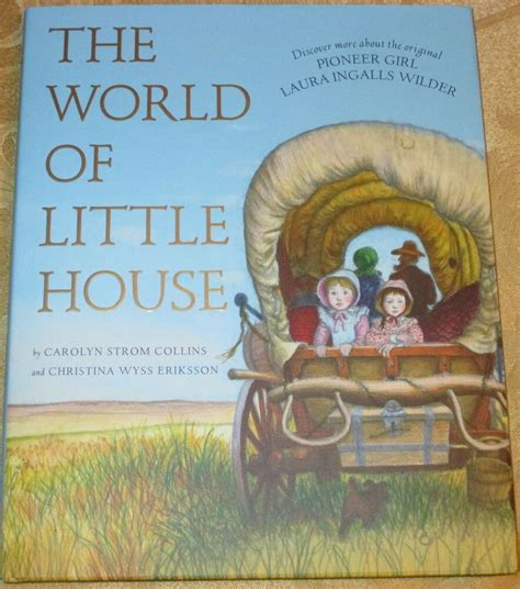house on the prairie book new the world of house on the prairie book