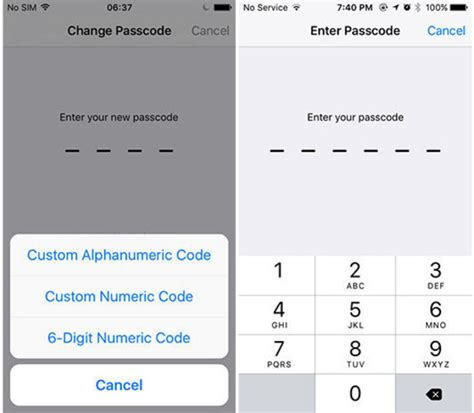 change passcode on iphone apple is going to start requiring you to use a 6 digit 2418