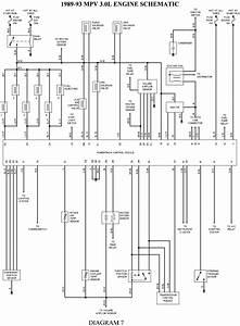 Mazda Wiring Diagram Mpv1994