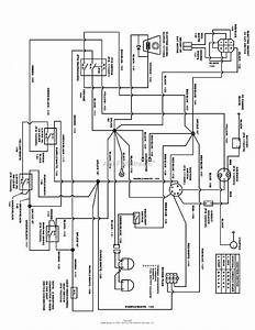 Riding Mower Wiring Schematic