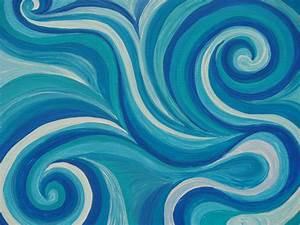 swirls | Michelle Anderson Art