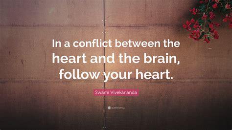 swami vivekananda quote   conflict   heart