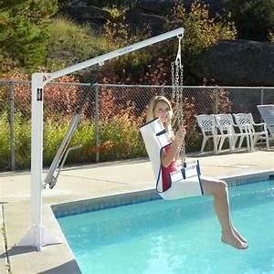 Aqua Creek Ez Manual Pool Lift