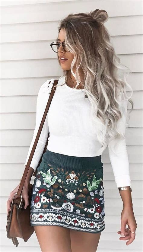 Pretty Casual Spring Fashion Outfits for Teen Girls 37 - Fashion Best