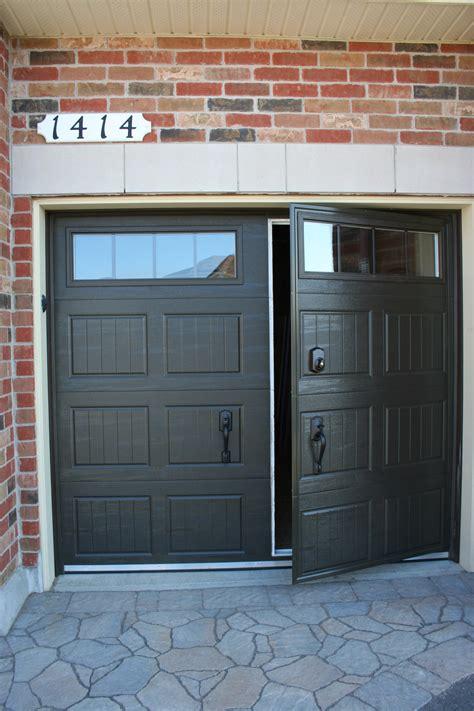residential walk  custom doors