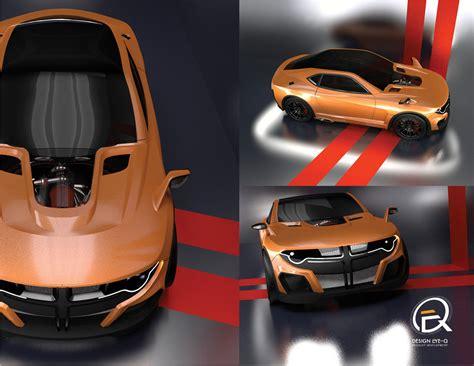 Dodge Demon Hellhound Concept Cars Diseno Art