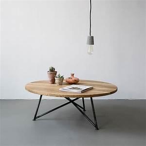 Table Basse Ronde Marbre : deco table basse marbre ~ Teatrodelosmanantiales.com Idées de Décoration