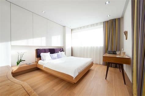 revêtement de sol chambre à coucher 99 idées déco chambre à coucher en couleurs naturelles