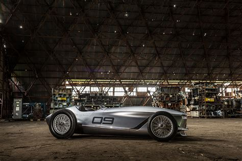 Nissan Prototype by News Infiniti Prototype 9 Envisions A Retro Racer From