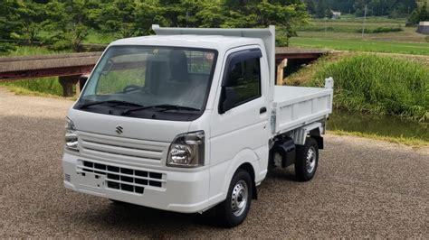 Suzuki Carry 2019 Hd Picture by New 2019 Suzuki Carry Hd Dump Truck 4x4 Mini Trucks Ohio