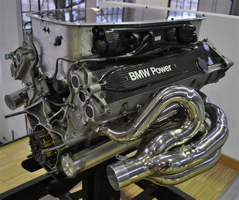 One Of The Greatest Engines In History Of Formula 1 Bmw V10