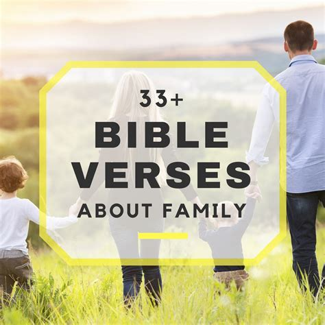 If you bring trouble and harm to your family, you will gain. 33+ Bible Verses About Family - Bible Scriptures About Family & Love