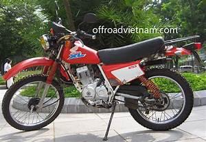 Honda Xl 125cc Hire In Hanoi