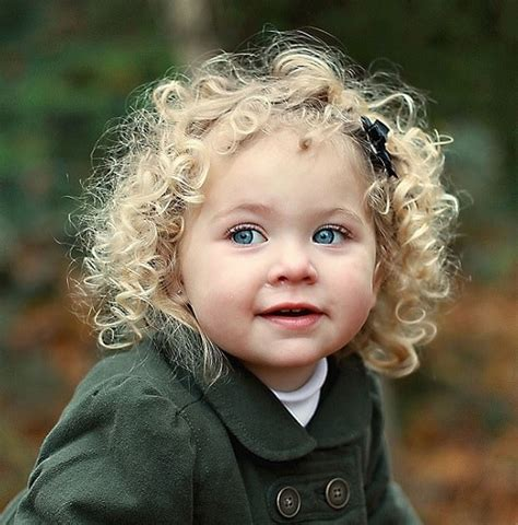 cute trendy curly hairstyles  mixed toddlers cool