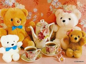 Cute Teddy Bear Wallpapers - Wallpaper Cave