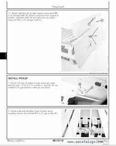 John Deere Square Balers Tm1243 Technical Manual Pdf
