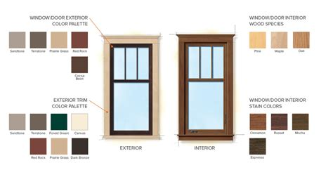 Exterior Window Color Schemes by Craftsman Bungalow SIMONSON LUMBER HARDWARE