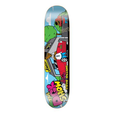 Zumiez 775 Decks by Pin Dgk Skateboards On