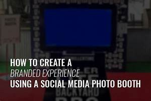 Social Media Photo Booth for Experiential Events | TapSnap