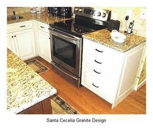 backsplash tile designs for kitchens 20 santa cecelia granite design room ideas home and