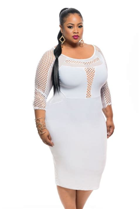 xxl xxxl sexy women  size dress black white long