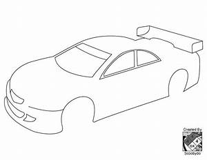 blank race car templates the gallery for gt race car wrap With blank race car templates
