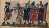 f.29r, Execution of Nikola Tekuder Khan by Arghun, 1284 ...