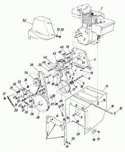 Mastercraft Snowblower Parts Manual  U2013 100 Images  U2013 536