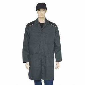 Blouse De Travail Homme : blouse de travail gris ~ Edinachiropracticcenter.com Idées de Décoration