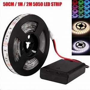 Led Lichtband Mit Batterie : rgb lichtband rgb ledstreifen mit lichtband ip krzbar mit ~ Jslefanu.com Haus und Dekorationen