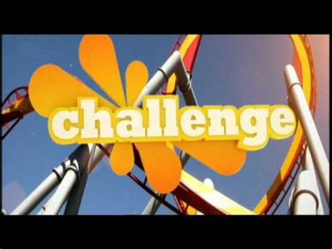 challenge uk continuity ident  youtube