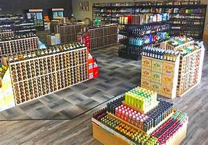 Liquor Store Shelving Design