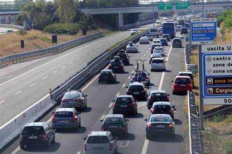 uscite autostrada dei fiori traffico autostrade pasqua e pasquetta previsioni