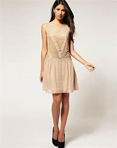 Robe Année 20 Vintage : robe style annee 20 ~ Nature-et-papiers.com Idées de Décoration