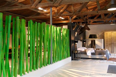 large room divider retail store design and room partitions from bamboo