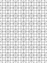 Shoo sketch template