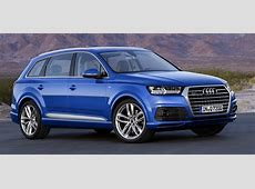Audi Q7 – second generation 7seater SUV debuts Paul Tan