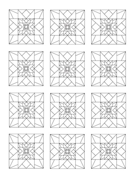 quilt block coloring pages quilt coloring sheets