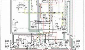 1965 Austin Healey Wiring Diagram