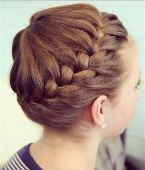 cool braided hairstyles for little girls 2015 full dose