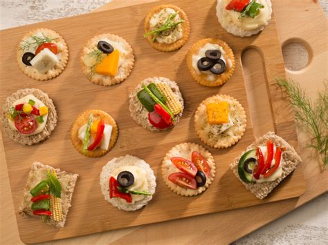 easy canape recipes nigella canapes recipes with pictures