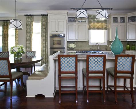 kitchen settee home design ideas pictures remodel  decor